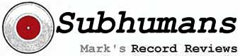 Subhumans - EP-LP